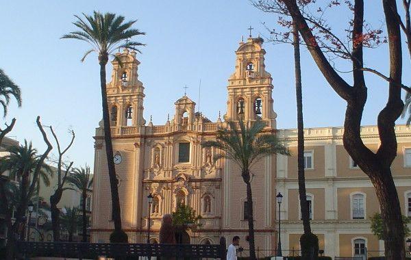 Panorámica de Huelva